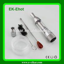 new product 3 in 1 yocan exgo w2 e-cigarette E-HOT-TWO vaporizer exgo w3