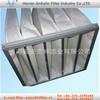 Fire-resistant f5/eu5 490*592*600mm generator air filter