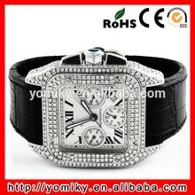 Japan quartz steel watch wholesale vogue women natural stone watch