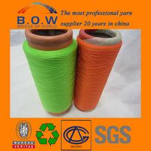 100%polyester spun sewing thread PP yarn
