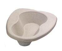 disposal medical pulp mold urinal pan