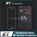 0.33mm 9h anti- risco impermeável vidro temperado de proteção filme para tv