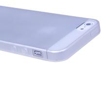 wholesale tpu clear color tpu bumper case for huawei ascend p7