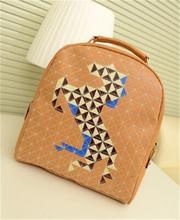 2013 canvas backpacks for girls school bag travel bag lap top school backpack bag