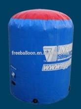 Custom inflatable bunkers, air paintball bunker