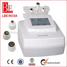 portable ultrasound scar removal/rf skin tightening machine