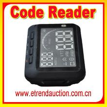 Protection Device Car HUD LED Car HUD Head Up Display With OBD2 Interface Plug & Play car Speeding Warn System