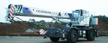 Zoomlion RT35 35ton off road tire crane, rough-terrain crane with high quality after-sale service