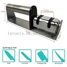 Bulk Sale Durable LX-1288 Deluxe Kitchen Knife Sharpener