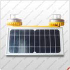 LT602U solar tower warning beacon/dual lights/steady burning