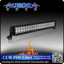 factory price Aurora 20inch LED light bar for kawasaki atv