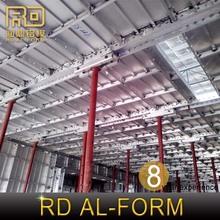 China Supplier RD sandwich Customized Lightness aluminum formwork