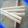 120cm natural mop vara, limpeza do chão esfregão vara, madeira mop vara
