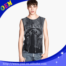 2014 summer mens colour changing t-shirt top quality