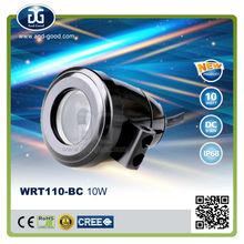 IP68 10W 4x4 auto lighting system led driving light 24v