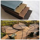 Popular WPC Floor Decking/deck flooring options/boat deck floor