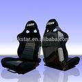 3d stuhl& Automotive sitz Wirbelstrom rennsitz mit benutzerdefinierten stoffhersteller