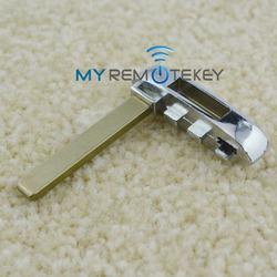 Heavy discount Auto car intelligent key blank Smart key blade sidewinder for Cadillac