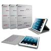 2014 new design easel tablet case for iPad Mini flip cover case