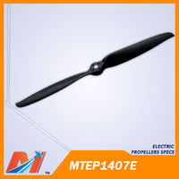 Maytech avion rc Plastic Propeller 14inch wholesale for model airplane cheap toy parts