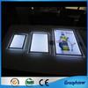 A0,A1,A2,A3,A4 crystal led light frame for wall mount