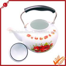 High quality graceful modern teapot set