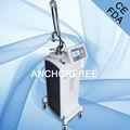 acne remoção da cicatriz tratamento co2 máquina laser fracionário
