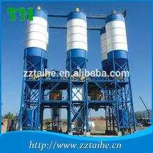 HZS60 60m3/h concrete batching plant,cement mix machine,precast concrete batch plants for sale