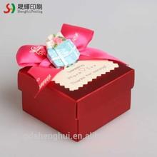 golden foil gift box