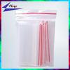 Clear plastic resealable bag/transparent ziplock packing bags