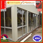 Design Windows For Homes with Australian standard 2047 &double glazed glass with as2208