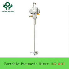 Good effect Portable Type Air Pneumatic Paint Mixing agitator by factory price