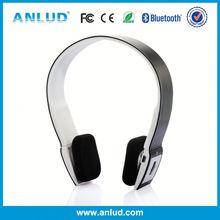 LATEST FACTORY SALE!! CE/FCC/RoHS Stereo Professional 3.5mm plug bluetooth headset
