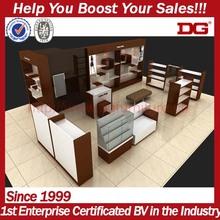 Global popular retail store shoes shop interior design