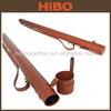 OEM leather fishing goods fishing rod & reels supplies 150cm