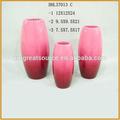 de color rosa flor de cerámica jarrón de terracota macetas macetas de flores al por mayor
