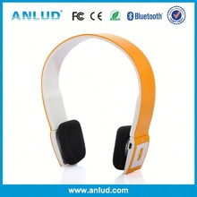 CE/FCC/RoHS Stereo Professional 3.5mm audio jack bluetooth headset