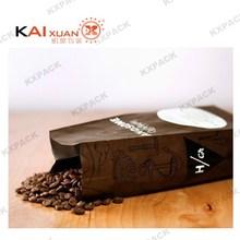 Food Grade Laminating Printed Coffee Bean Packing Bag