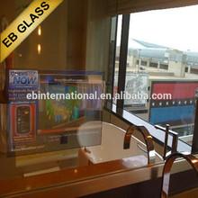 wall mounted magic tv mirror, eb glass
