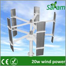 Micro 20W Art Windmills