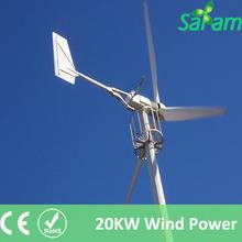 Chinese Big Energy 20KW Wind Generator On Sale
