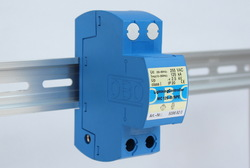 Lightning Controller 10/350 125kA OBO MC 125-B/NPE