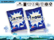 wholesale oxygen laundry detergent powder top/front load machine wash