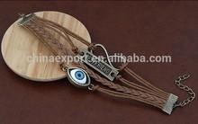 Creative Restoring Ancient Manual Multilayer Woven Bracelets