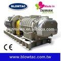 Mrt-200 3 fase tres lóbulos raíces sopladores de alta potencia del compresor de aire para tratamiento de agua