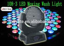 Edision Professional Dj Equipment 108*3W Moving Head Light Jenbo