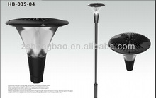 solar led garden light--day/night sensor,solar charge,cheap and small size led lighting for amusement park