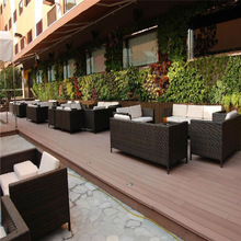 Decorative outdoor wall panels / wpc panels