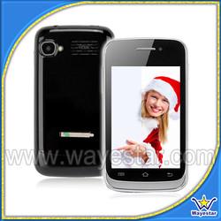 3.5inch android phone dual sim 2 camera china phone