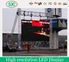 Animated led flat panel displays smd p7.62 led display factory